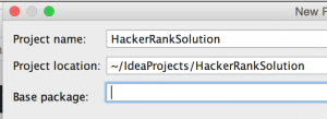 Hackerrank Java Solutions