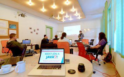 Java 9 képzés fejlesztőknek