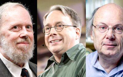 3 nagy programozó, akikről keveset beszélünk