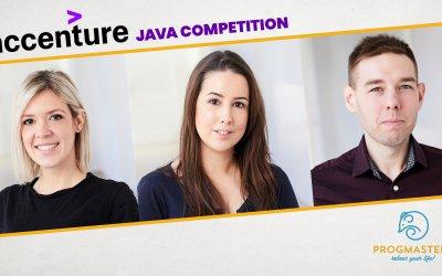 Bronzérmes lett a PROGmasters csapata az Accenture Java Competition programozóversenyen – Interjú a csapattal